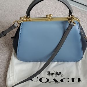 Coach frame bag
